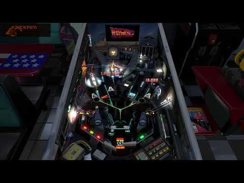 Pinball FX3 - Back to the Future