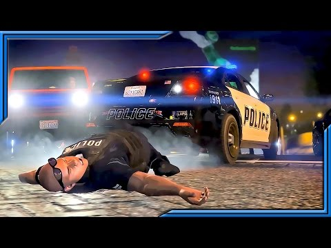 Impersonating a Police Officer | BREAKIN' THE LAW | Ep. 13 (GTA 5 CINEMATIC)