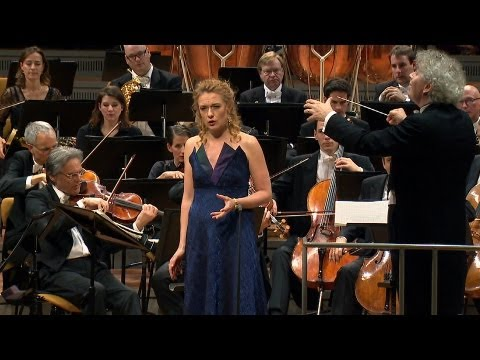 """Mahler: """"Ich atmet' einen linden Duft"""" / Kožená · Rattle · Berliner Philharmoniker"""
