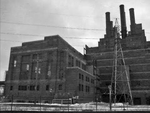 Moment in History Extra: Detroit Edison Marysville Power Plant
