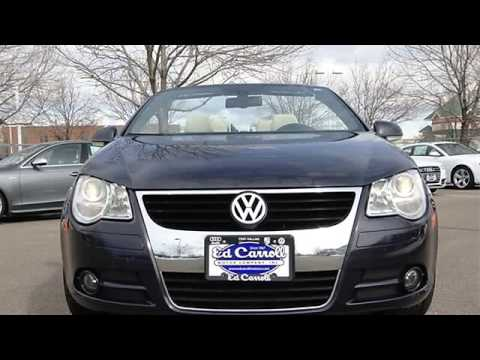 2007 Volkswagen Eos - Ed Carroll Motor Company - Fort Collins, CO 80525