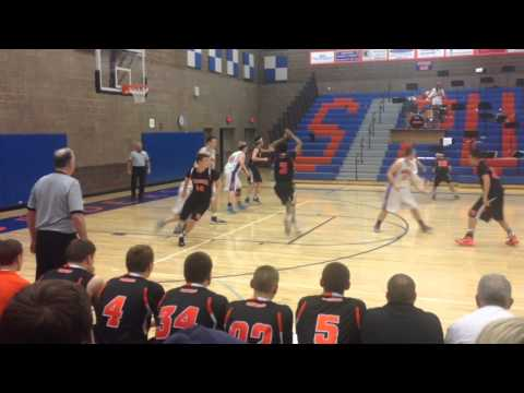 Washougal High School Vs Ridgefield 2/10/15