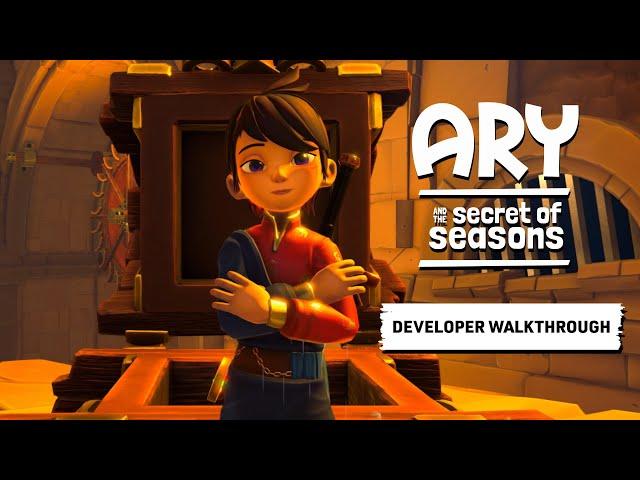 Ary and the Secret of Seasons (видео)