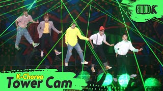 [K-Choreo Tower Cam 4K] 동키즈 직캠 '못된 송아지 엉덩이에 뿔' (DONGKIZ Choreography) l @MusicBank KBS 210716