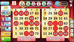 Bingo Holiday:Free Bingo Games (tournament) game play