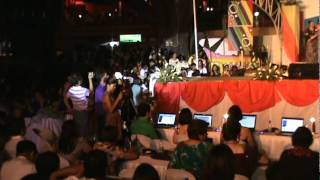 2011 Miss San Jose, Occidental Mindoro Coronation Night