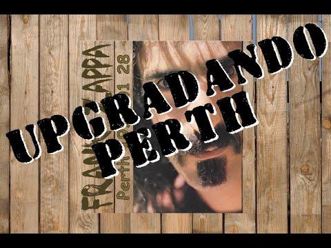Frank Zappa UPGRADANDO Perth 1976-01-28