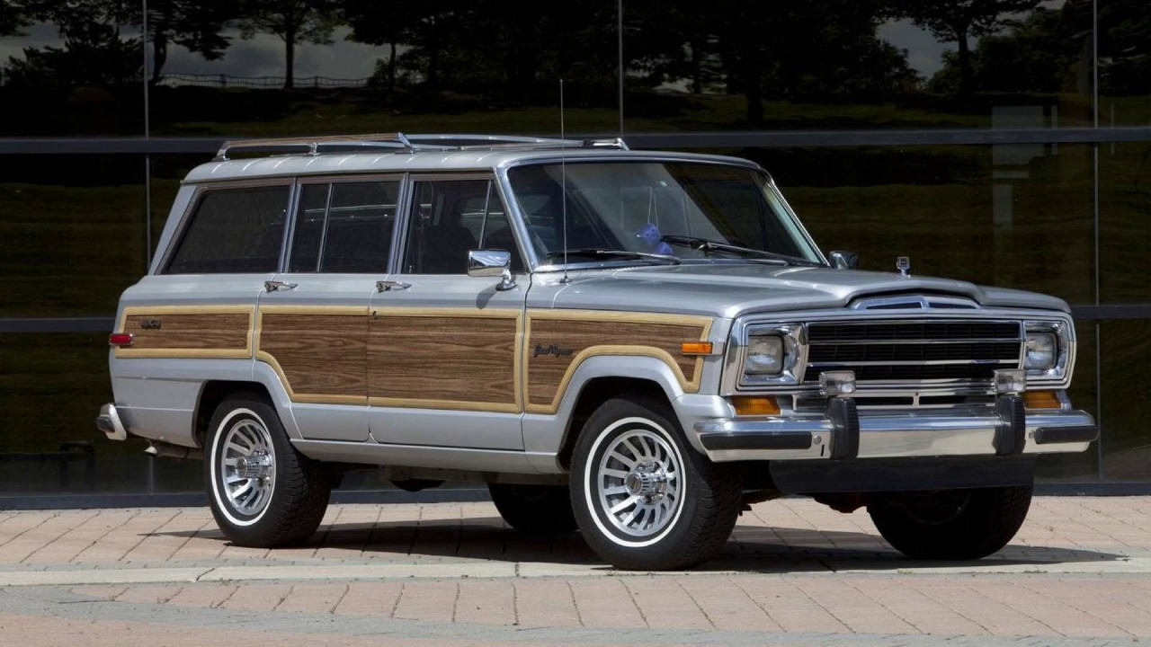 Grand Wagoneer 2017 >> Jeep Grand Wagoneer 2017 Youtube