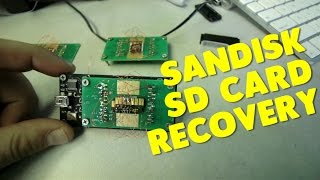 recovering Sandisk SD card | monolith data recovery