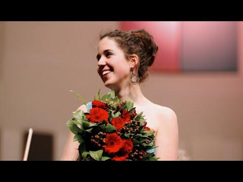 """Rosalía Gómez Lasheras - Mozart Piano Concerto """"Jeunehomme"""" (II)"""