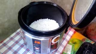 Плов с сухофруктами в мультиварке видео рецепт