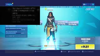 TvK-Jay fortnite game play trying to get dubs