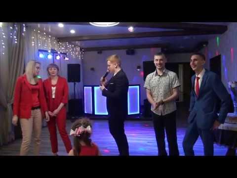 """Свадебный конкурс  """"Интеллектуальная битва мужской и женской команды"""""""