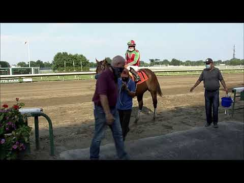 video thumbnail for MONMOUTH PARK 07-3-20 RACE 2