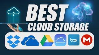What's The BEST Cloud Storage in 2020? Dropbox vs OneDrive vs Google Drive vs iCloud vs Amazon