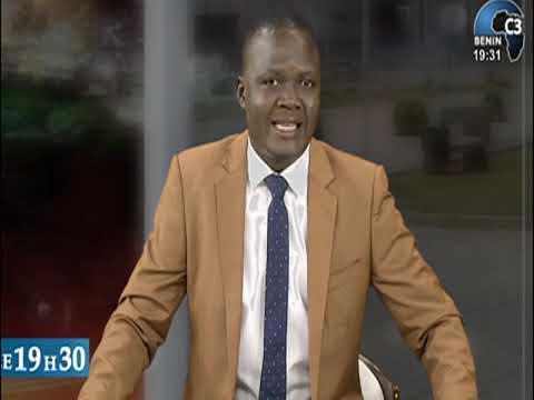 Journal Télévisé 19h30 du Vendredi 23 Octobre 2020 avec Idrissou BOUKARI