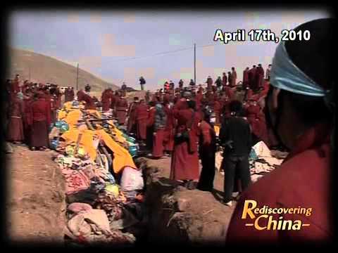 Yushu Earthquake, Tibet - Jyeckundo, Rising from the Rubble