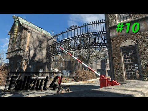 Fallout 4 (# 10) Ab in die Anstalt