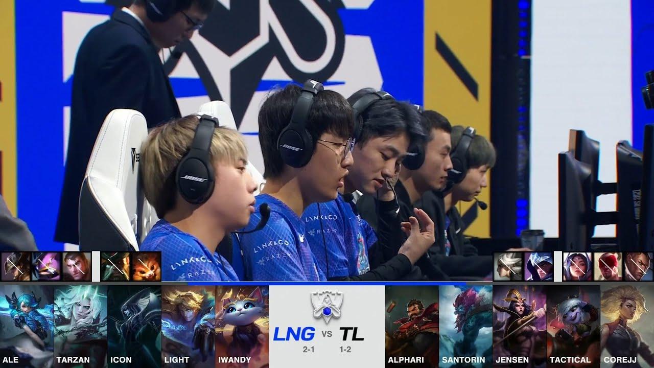 Download 【2021全球總決賽】小組賽 第七天 LNG vs TL