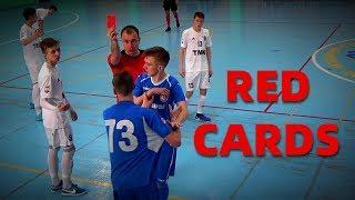 Прямые красные карточки. Первая Лига. Сезон 1920
