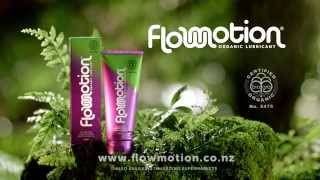 FlowMotion Organic Lubricant - Available in Leading Supermarkets