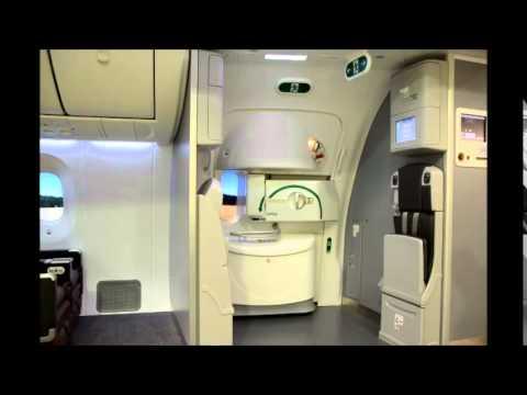 Boeing 787 Door Trainer - Auto Close