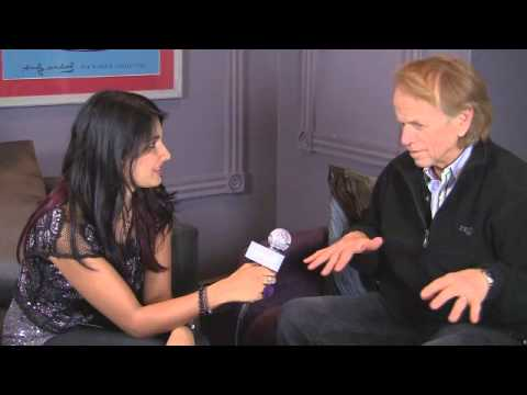 Backstage with Al Jardine