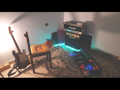 John Frusciante  \\  Marshall Silver Jubilee Tone Test