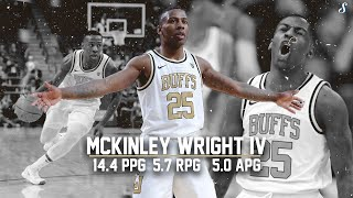 McKinley Wright IV Colorado 2019-20 Season Highlights Montage | 14.7 PPG 5.7 RPG 5.0 APG