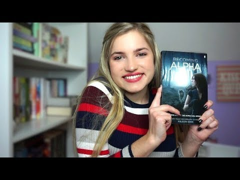Becoming Alpha by Aileen Erin   Book Review