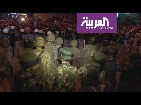 المتظاهرون في لبنان يتقدمون صوب القصر الرئاسي والجيش يتأهب  - نشر قبل 2 ساعة