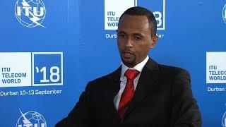 ITU TELECOM WORLD 2018: Bazara Imam Ali Barry, Director, Business Development, NCTR, Sudan