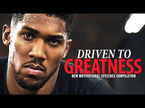 UNSTOPPABLE #5: DRIVEN TO GREATNESS - Powerful Motivational Speeches Compilation ft. Billy Alsbrooks