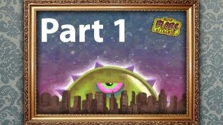 Let's Play Tales From Space Mutant Blobs Attack Gameplay | College Part 1