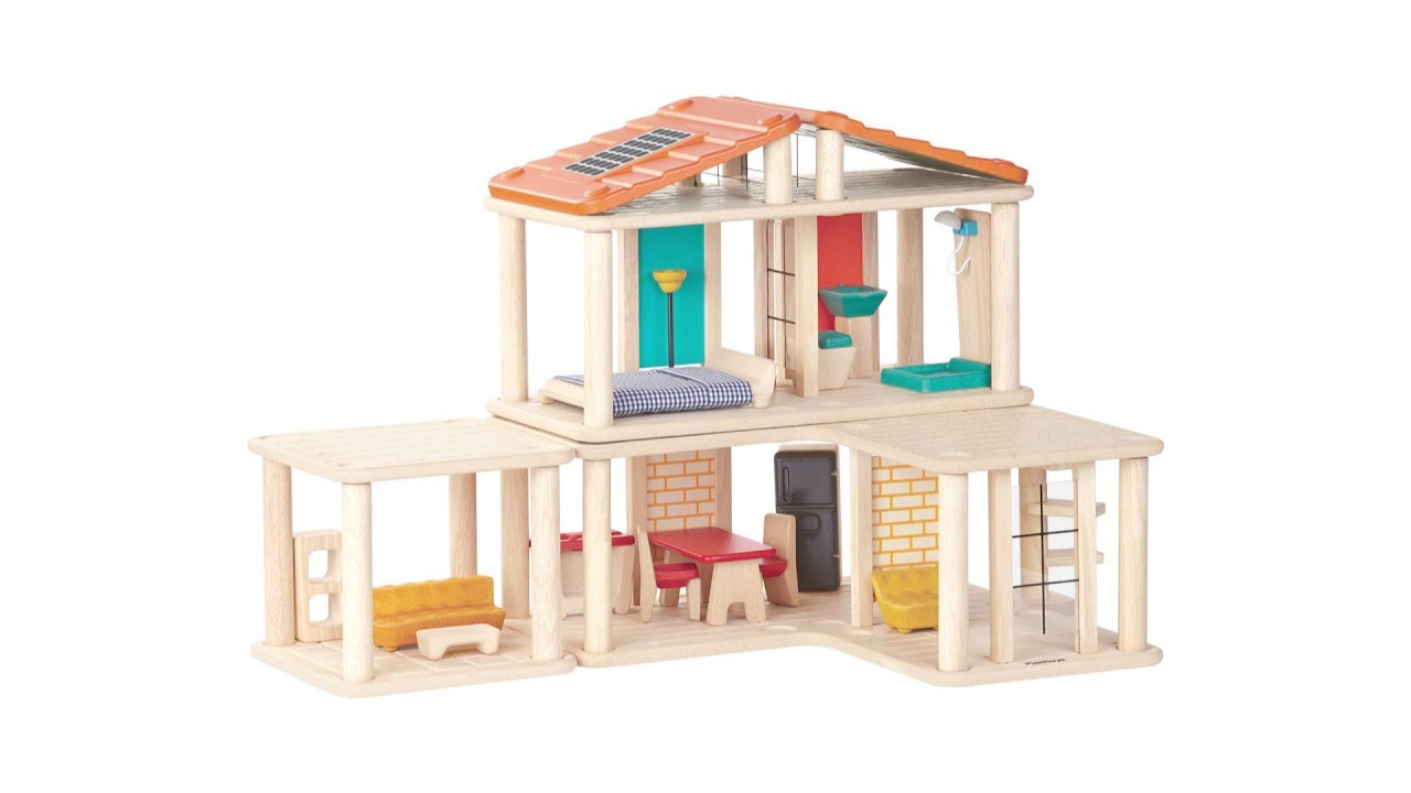 7610 creative play house plantoys