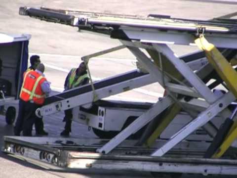 Baggage Handling at LAX