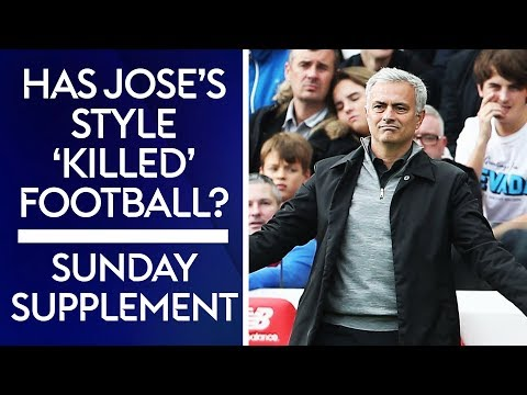 Has Jose's style 'killed' football? | Sunday Supplement | Full Show | 15th October 2017