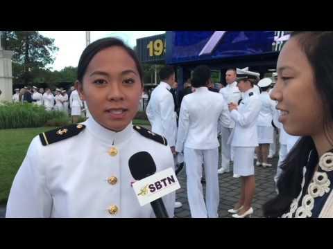 VATV News: Phóng Sự Lễ Tốt Nghiệp Tại Học Viện Hải Quân Hoa Kỳ Vào Trưa Thứ Bảy 27/05/2017