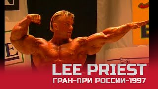 Lee Priest at Grand-prix Russia - 1997 (worst shape ever?)
