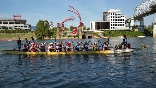 8th Annual Cumberland River Dragon Boat Festival Thumbnail