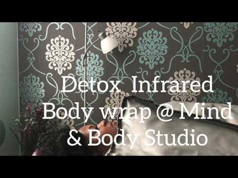 Detox Infrared body wrap