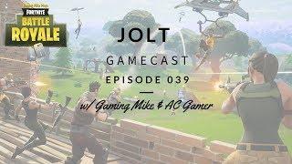 Jolt 039: Game News from Dec 4 - Dec 10 2017 | Fortnite: Battle Royale 50v50 [ps4 1080p60]