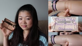 Charlotte Tilbury Filmstar Bronze & Glow review + Demo + Dupes