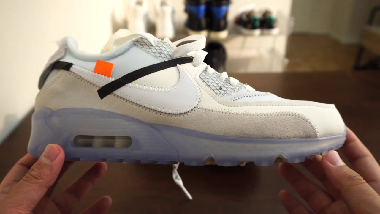 REVIEW & ON FEET Off White x Nike Air Max 90 Are they the best