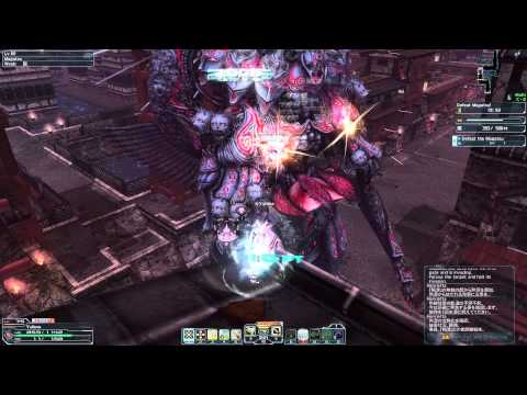 Phantasy Star Online 2 – Advent of the Annihilator / Magatsu (Extra Hard – Day One Gameplay)