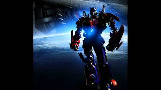 Transformers Optimus Prime Speech and Song!