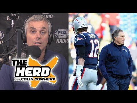Colin Cowherd - Tom Brady Had Enough of Bill Belichick's Rigidity