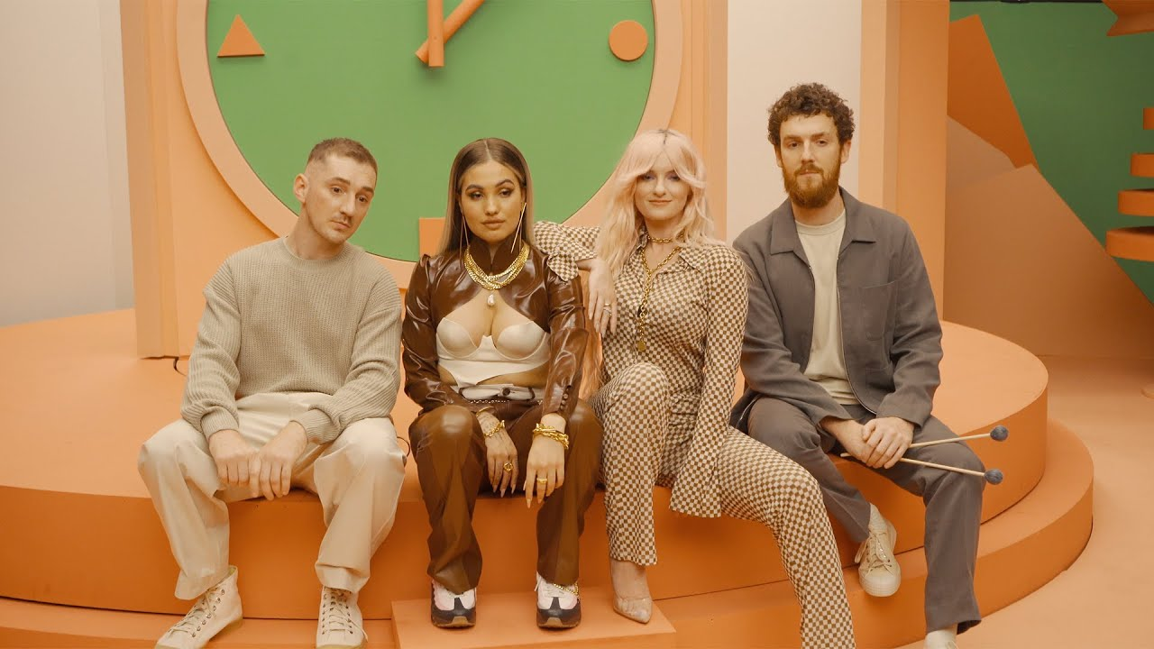 clean bandit mabel tick tock feat kgoldn official scenes youtube