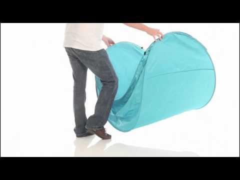 aldi pop up strandscherm 1 mov doovi. Black Bedroom Furniture Sets. Home Design Ideas