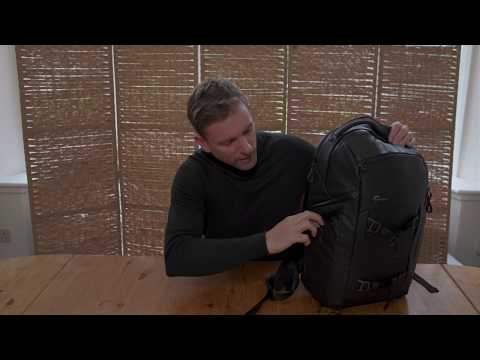 Lowepro Freeline Backpack 350 AW User review especially aimed at fuji X mirrorless system users.